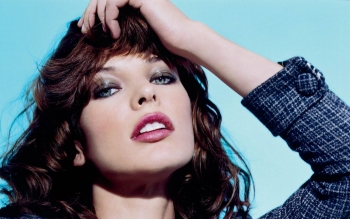 Berühmte Personen - Milla Jovovich Wallpapers and Backgrounds ID : 340085
