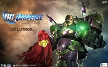 Video Game - Dc Universe Online Wallpapers and Backgrounds ID : 340226
