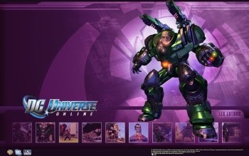 Video Game - Dc Universe Online Wallpapers and Backgrounds ID : 340232