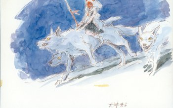 Movie - Princess Mononoke Wallpapers and Backgrounds ID : 340258