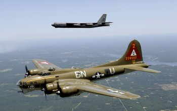 Militär - Boeing B-17 Flying Fortress Wallpapers and Backgrounds ID : 340329