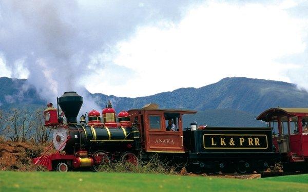 Vehicles Train HD Wallpaper   Background Image