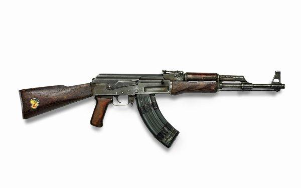 Weapons Akm Assault Rifle AK-47 Assault Rifle Kalashnikov HD Wallpaper   Background Image