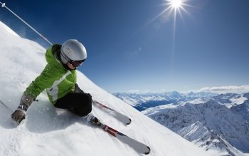 Deporte - Skiing Wallpapers and Backgrounds ID : 341894