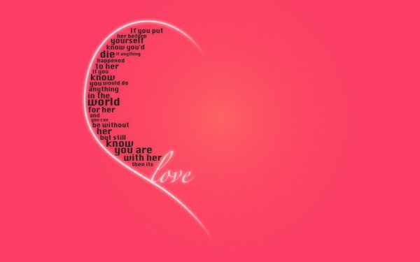 Artistic - Love Wallpapers and Backgrounds