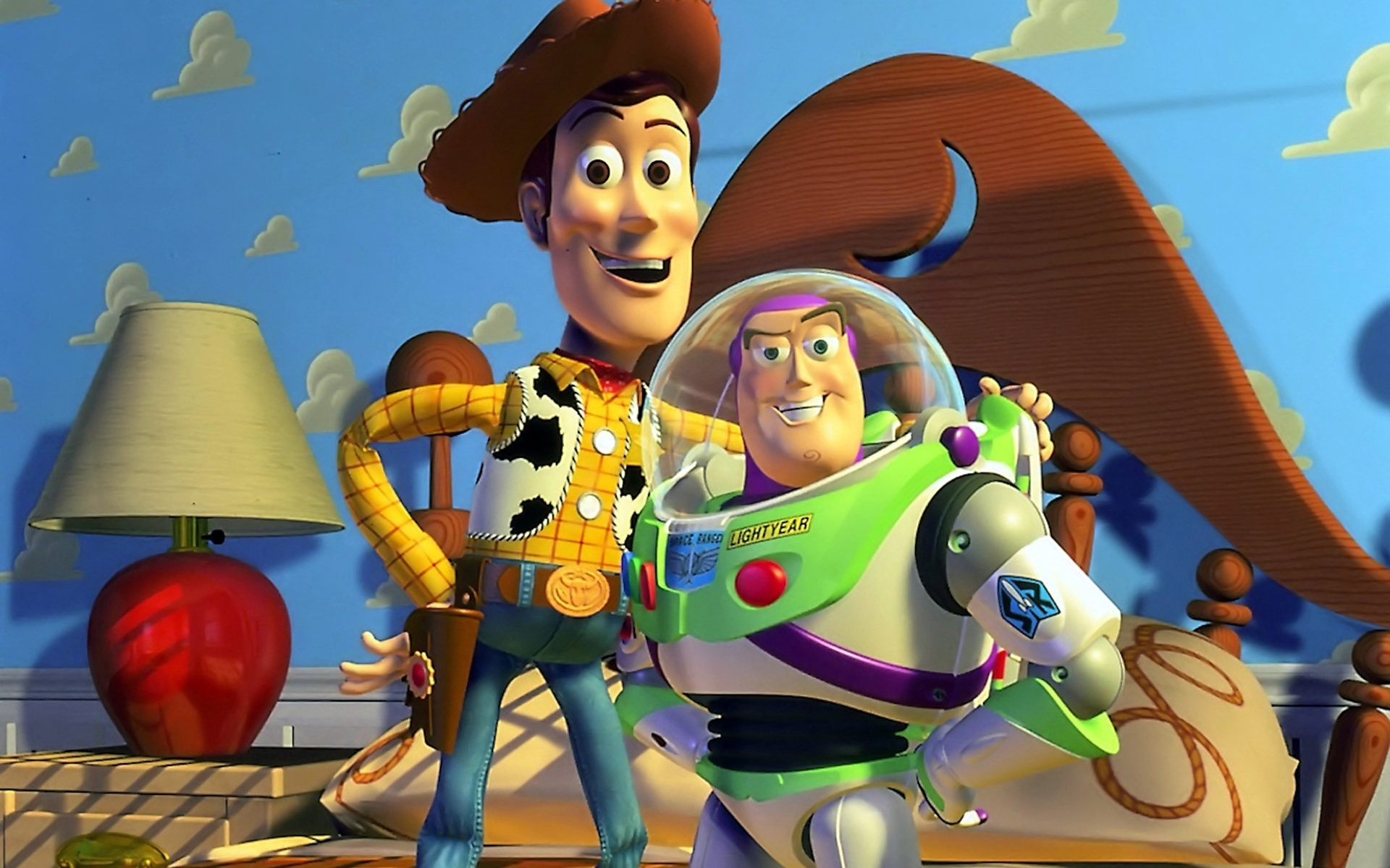 Toy Story HD Wallpapers Backgrounds Wallpaper × Toy Story