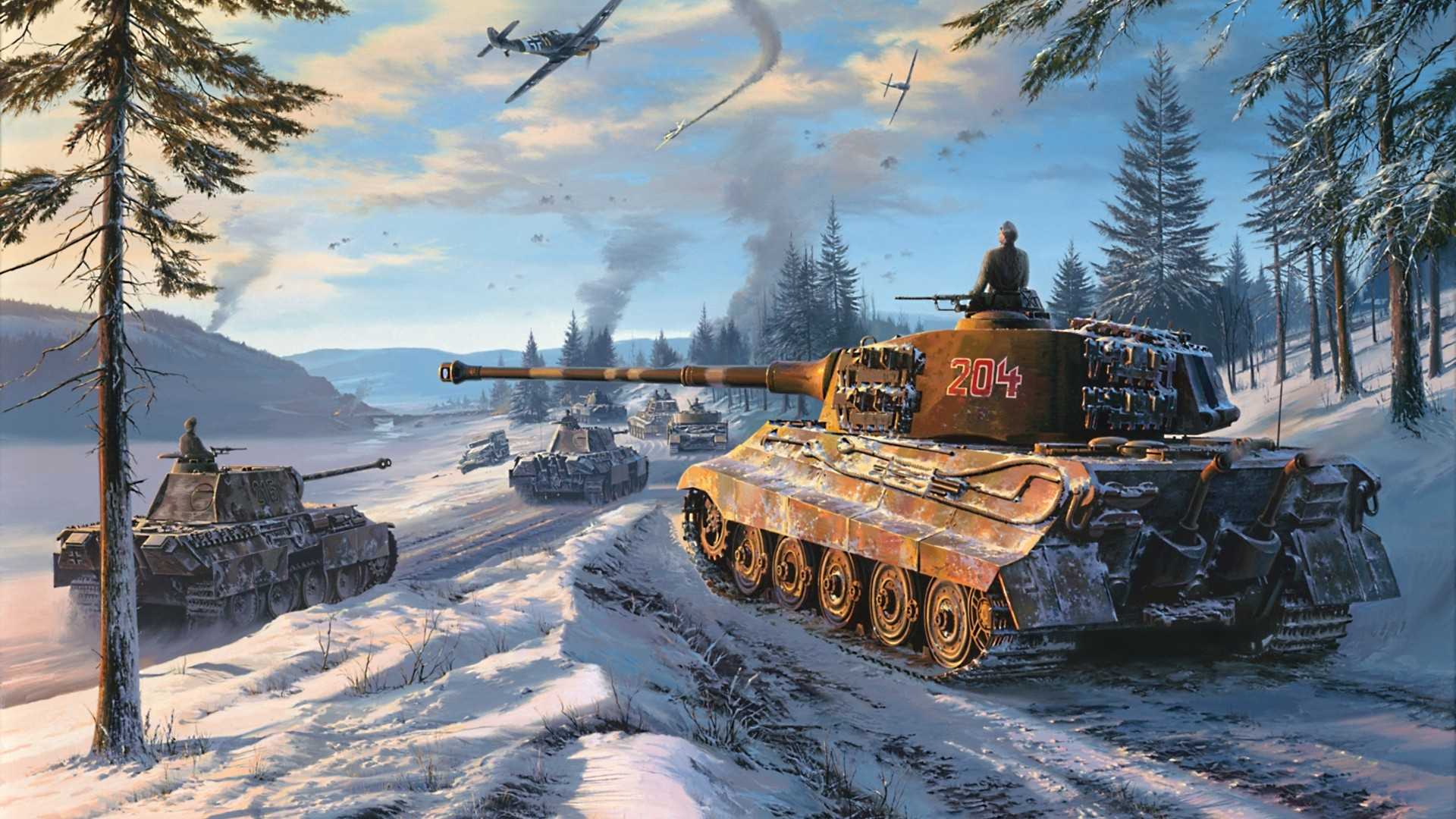 Tank Full Hd Wallpaper And Background Image 1920x1080 Id 342461