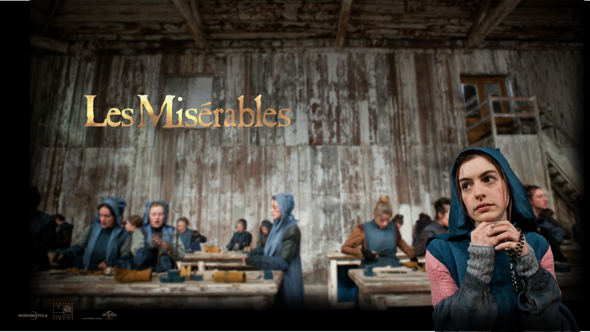 Les Miserables Full HD Wallpaper and Hintergrund ...