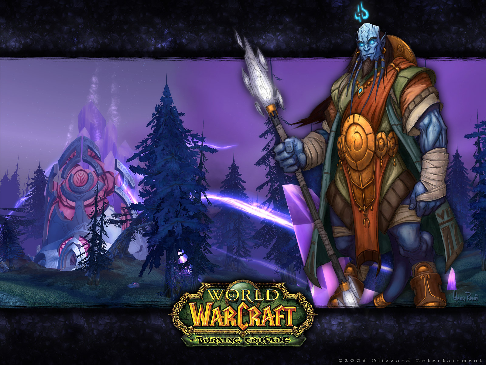 World Of Warcraft: The Burning Crusade Wallpaper and ...