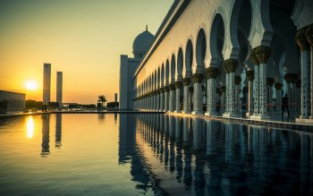 Religious - Sheikh Zayed Grand Mosque Wallpapers and Backgrounds ID : 343482
