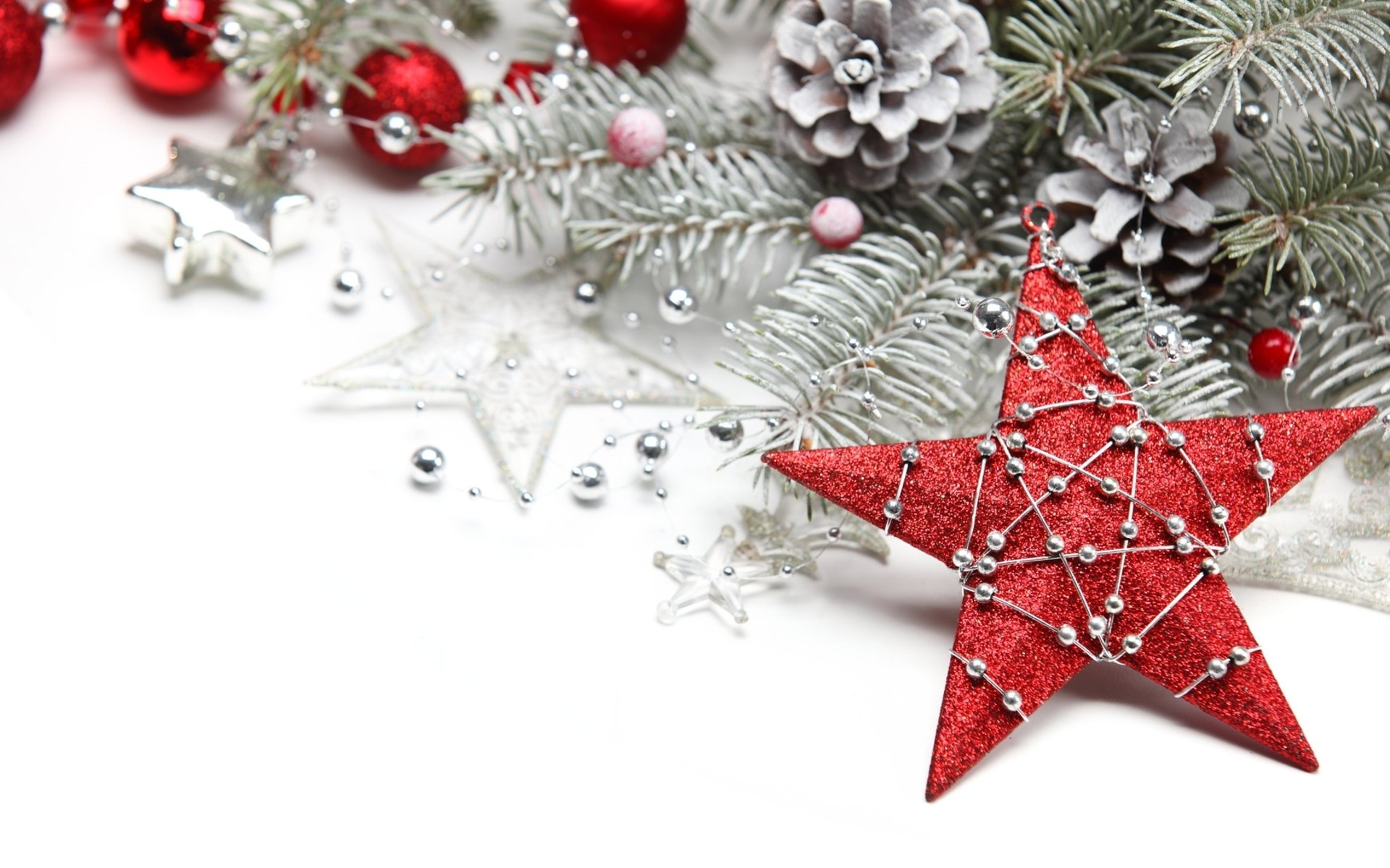 Holiday - Christmas  Christmas Ornaments Wallpaper