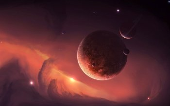 Sci Fi - Planets Wallpapers and Backgrounds ID : 344252