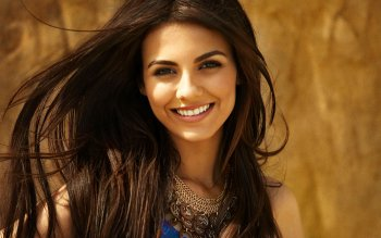 Celebrity - Victoria Justice Wallpapers and Backgrounds ID : 344744