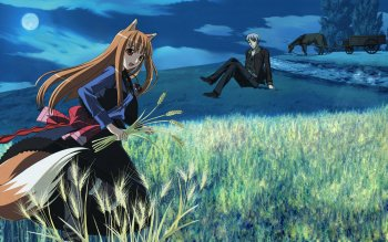 Anime - Spice And Wolf Wallpapers and Backgrounds