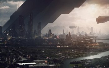Science-Fiction - Großstadt Wallpapers and Backgrounds ID : 345388