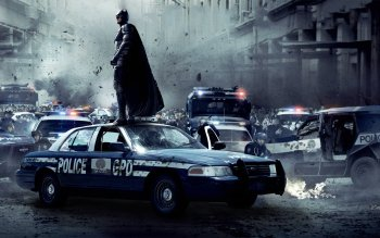 Movie - The Dark Knight Rises Wallpapers and Backgrounds ID : 345455