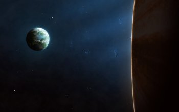 Sci Fi - Planets Wallpapers and Backgrounds ID : 345474