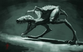 Dark - Creature Wallpapers and Backgrounds ID : 345699