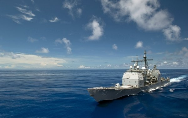 Military USS Barry (DDG-52) Warships United States Navy Ship Destroyer Warship HD Wallpaper   Background Image