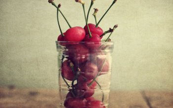 Alimento - Cherry Wallpapers and Backgrounds ID : 346019