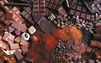 Food - Chocolate Wallpapers and Backgrounds ID : 346420