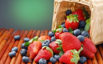 Food - Berry Wallpapers and Backgrounds ID : 346948