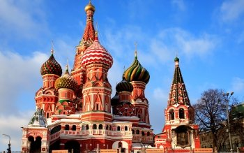 Religioso - Saint Basil's Cathedral Wallpapers and Backgrounds ID : 347549