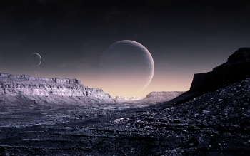 Sci Fi - Landscape Wallpapers and Backgrounds ID : 347893