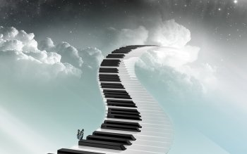 Musik - Piano Wallpapers and Backgrounds ID : 348171