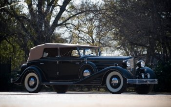 Vehicles - 1933 Cadillac V16 Wallpapers and Backgrounds ID : 348834