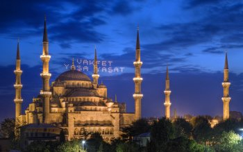 Religioso - Sultan Ahmed Mosque Wallpapers and Backgrounds ID : 348943