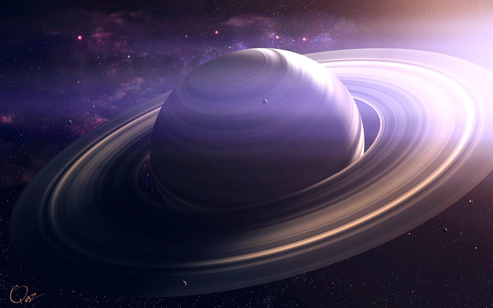 15 Saturn HD Wallpapers