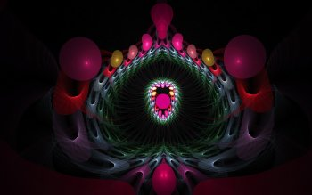 Patrón  - Fractal Wallpapers and Backgrounds ID : 349364