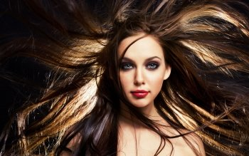 Vrouwen - Hair Wallpapers and Backgrounds ID : 349770