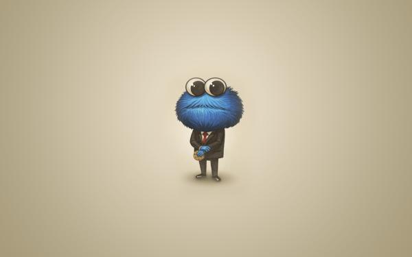 TV Show Sesame Street Cookie Monster HD Wallpaper | Background Image