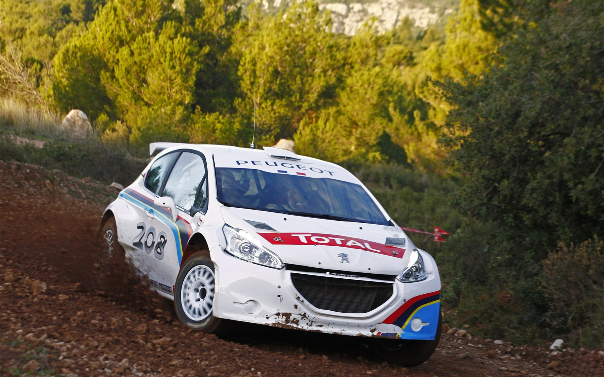 1 Peugeot 208 R5 Hd Wallpapers Background Images
