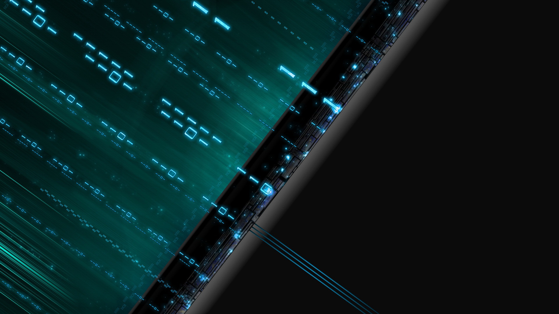 Binary Full HD Wallpaper And Background Image