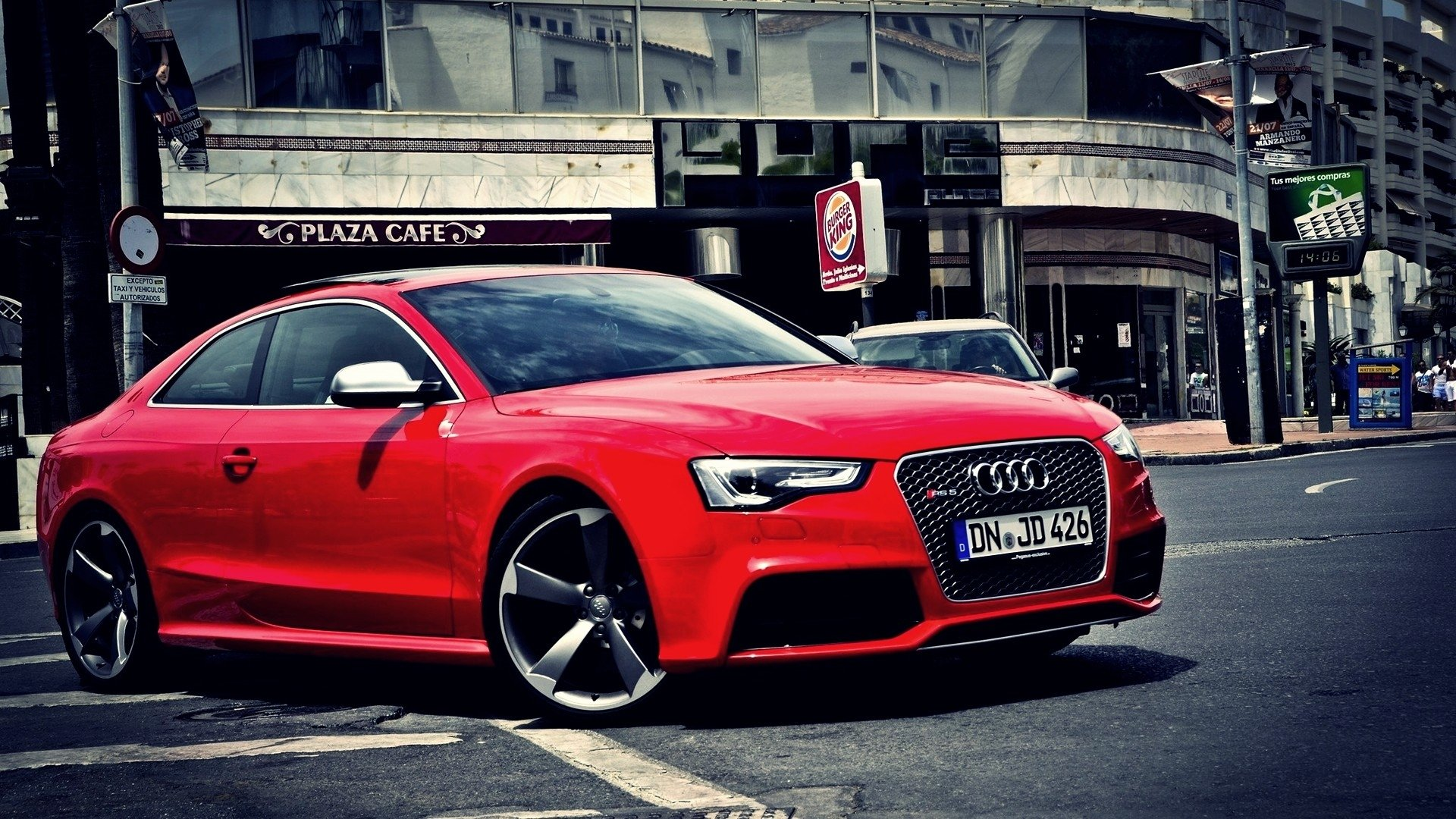 203 Audi Rs5 Hd Wallpapers Background Images Wallpaper Abyss