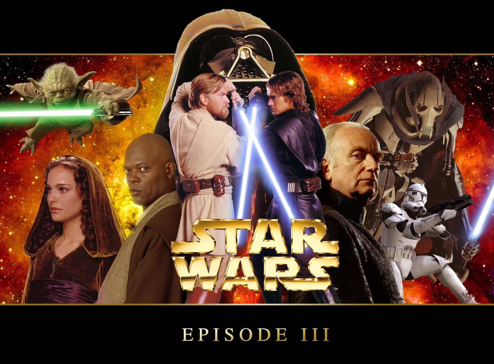 31 Star Wars Episode Iii Revenge Of The Sith Hd Wallpapers