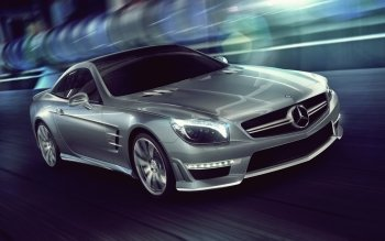 Vehicles - Mercedes Benz Sl 63 Amg Wallpapers and Backgrounds ID : 350278