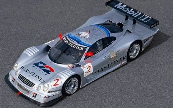 Fahrzeuge - Mercedes Benz Clk Gtr Wallpapers and Backgrounds ID : 350293