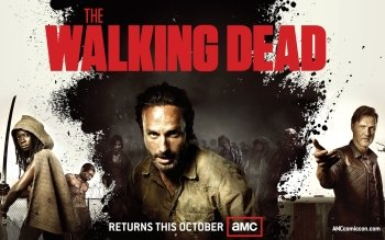 Televisieprogramma - The Walking Dead Wallpapers and Backgrounds ID : 350556