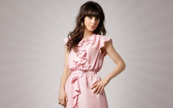Celebrity - Zooey Deschanel Wallpapers and Backgrounds ID : 350882