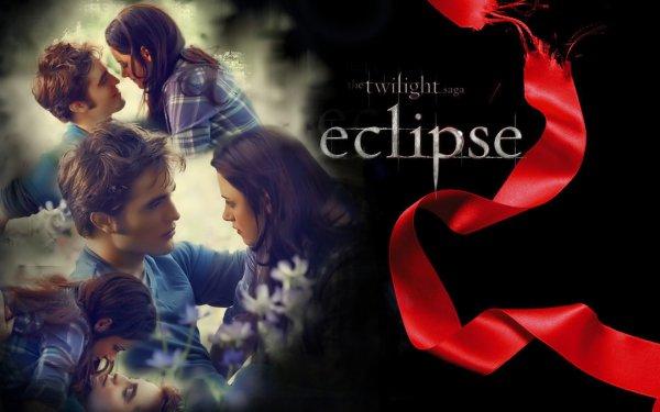 Movie The Twilight Saga: Eclipse Bella Swan Kristen Stewart Edward Cullen Robert Pattinson HD Wallpaper | Background Image