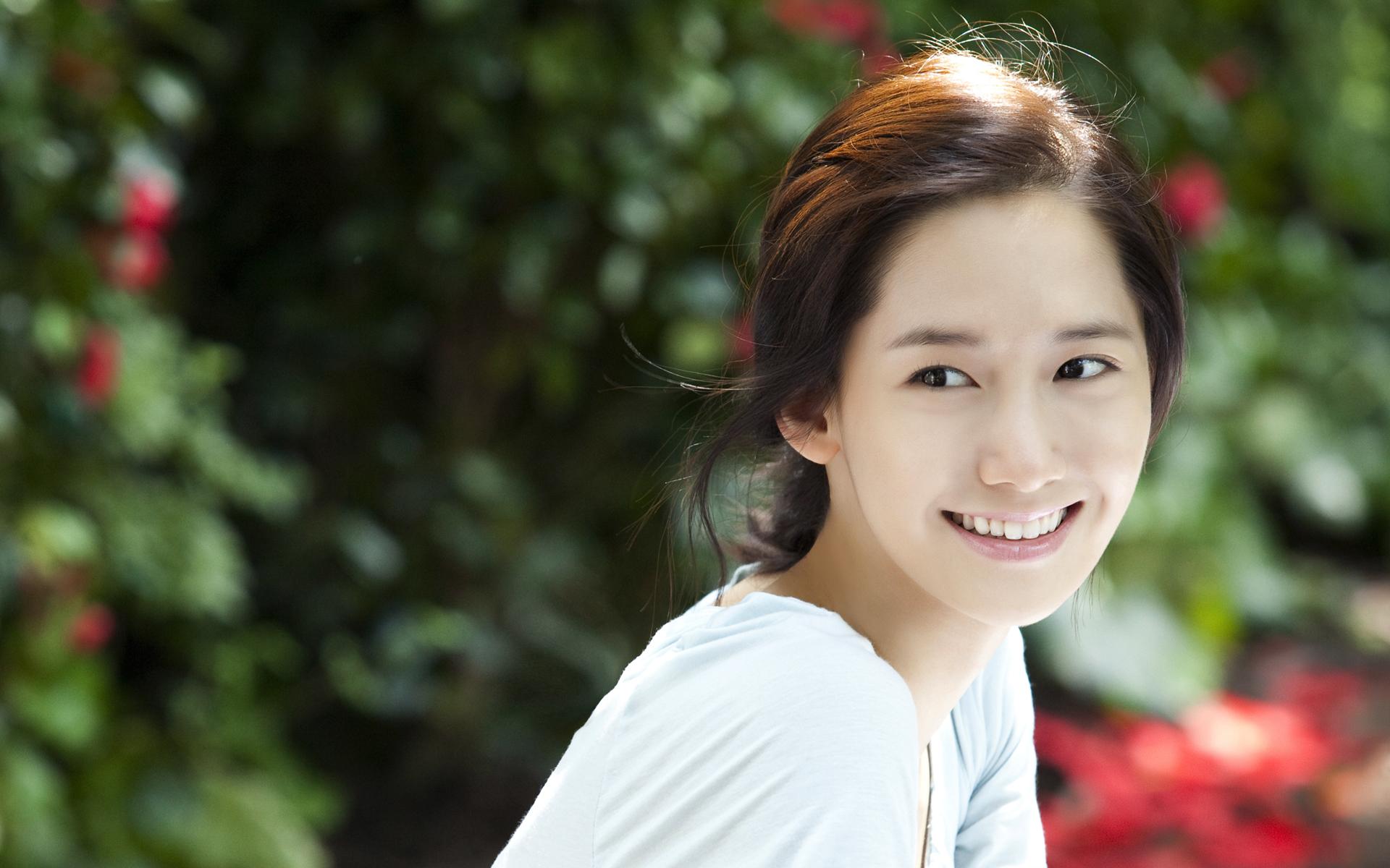 Im Yoona hd wallpaper