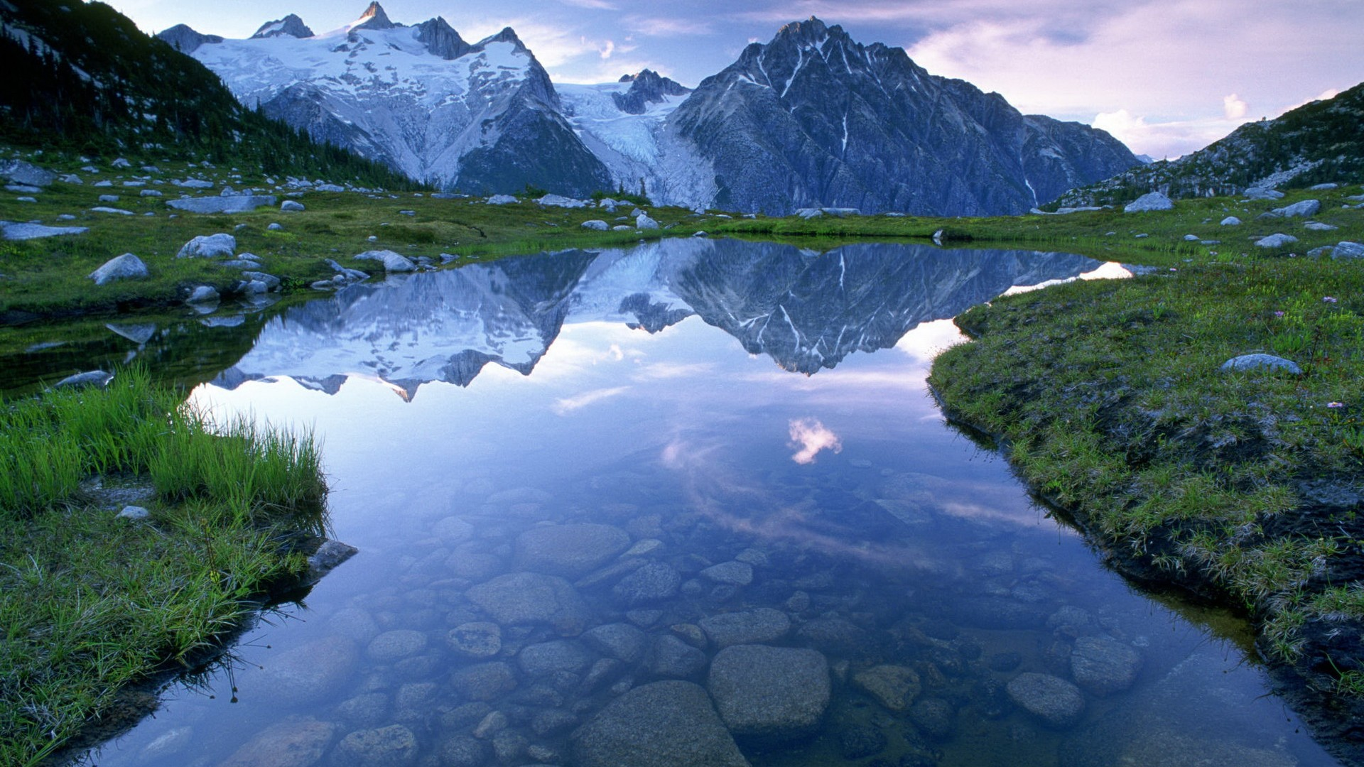 Reflection Hd Wallpaper Background Image 1920x1080 Id351640