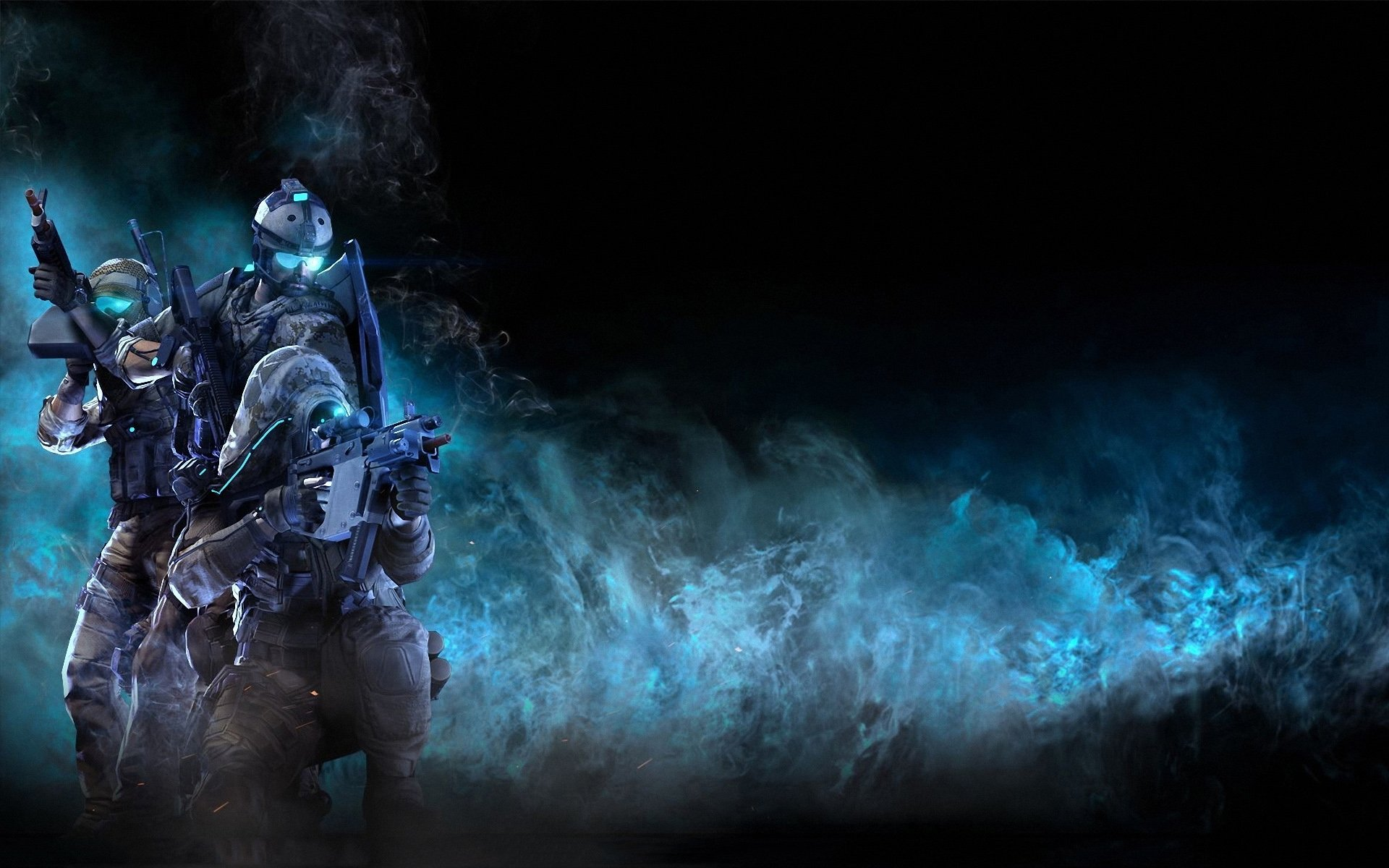 Tom Clancy's Ghost Recon Phantoms HD Wallpaper