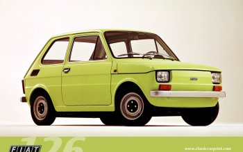 Veicoli - Fiat 126 Wallpapers and Backgrounds ID : 351139