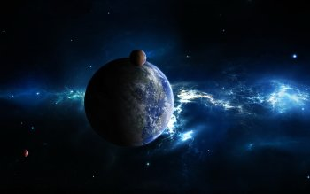 Sci Fi - Planets Wallpapers and Backgrounds ID : 351707
