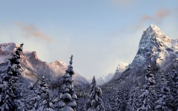 Earth - Winter Wallpapers and Backgrounds ID : 351750